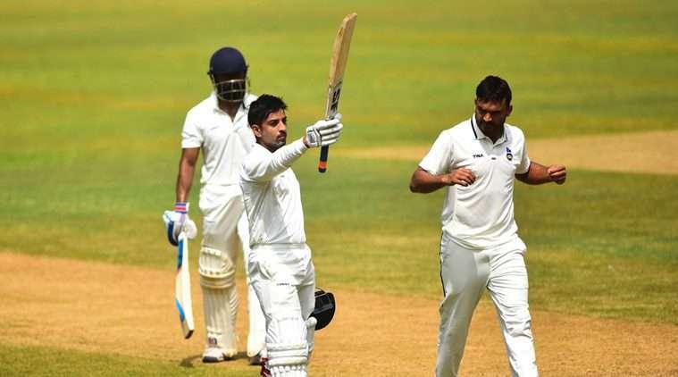 स्वप्निल-अंकित 594 रन रिकॉर्ड