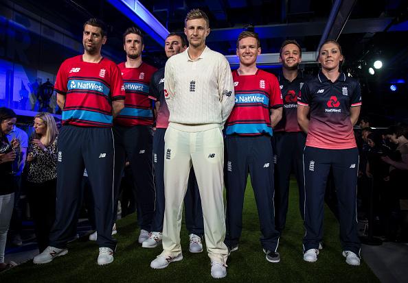 England Cricket Kit Launch - New Balance Store