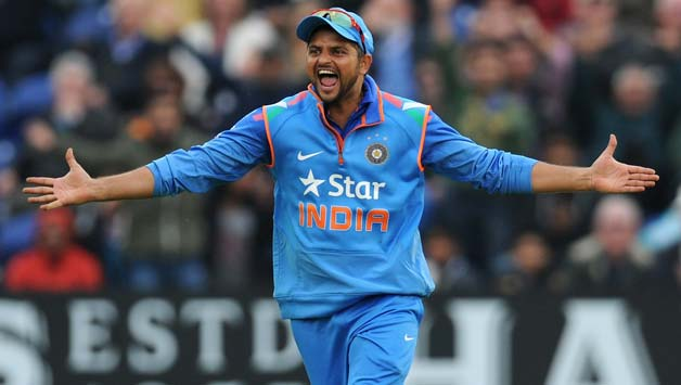 India-fielders-MS-Dhoni-r-and-Suresh-Raina-celebrate-after-India-had-dismissed-Jos-Buttler2