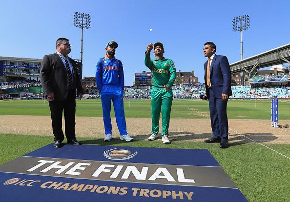 Pakistan v India - ICC Champions Trophy Final