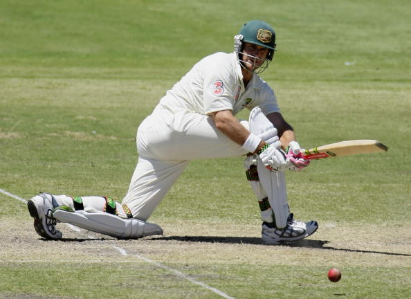 Fourth Test - Australia v India: Day 3