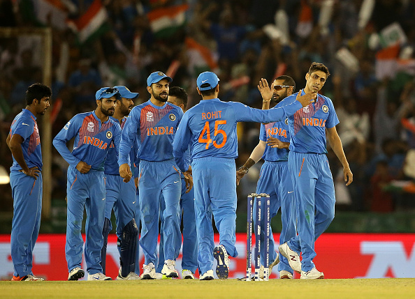 ICC World Twenty20 India 2016: India v Australia