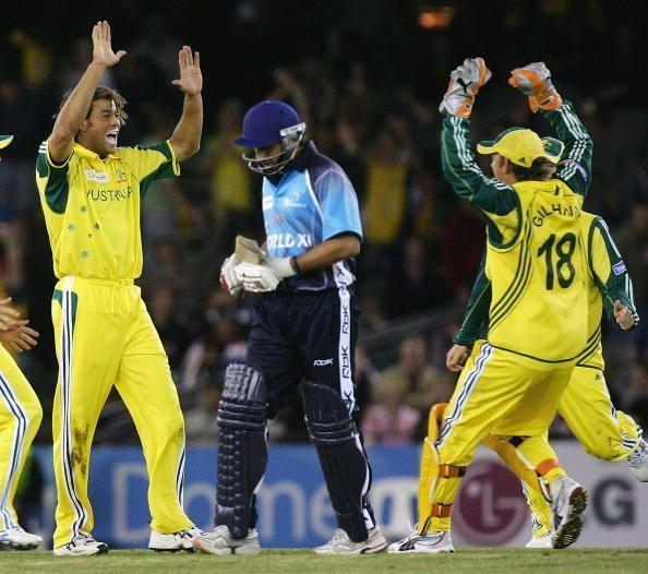 Australia vs World XI first ODI
