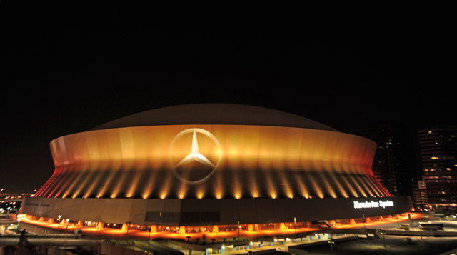 Wrestlemania 34 for Mercedes benz new orleans service