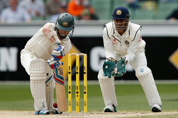 Australia v India: 3rd Test - Day 4