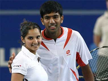 sania-BOPANNA-getty
