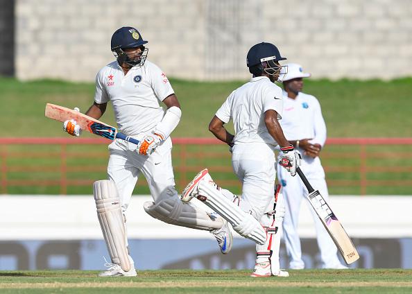CRICKET-INDIA-WINDIES