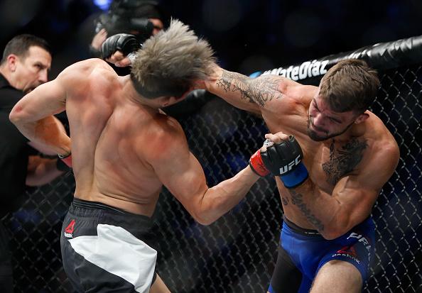 UFC 202: Lim v Perry