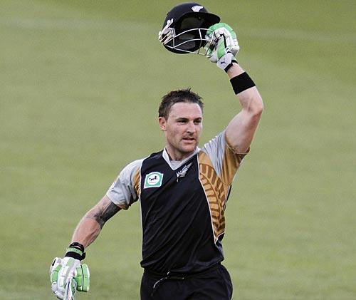 9-Brendon McCullum (NZ) 116 not out vs AUS (28 Feb 2010)