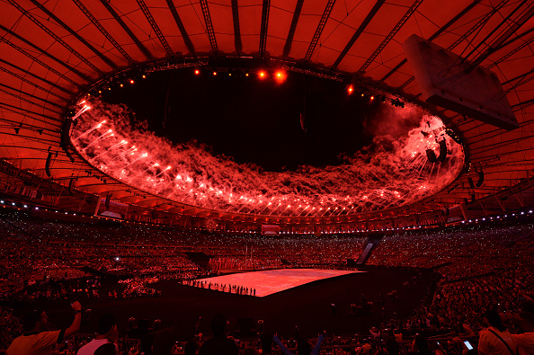 2016 Paralympic Games - Opening Ceremony