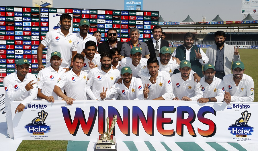 Pakistan v West Indies - 3rd Test: Day Four