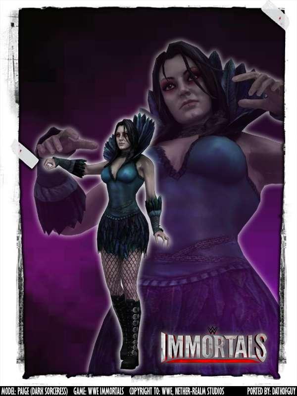 wwe_immortals___paige__dark_sorceress__by_datkofguy-d8egdzv-1478522993-800