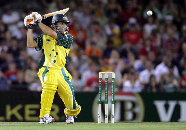 ODI - Australia v New Zealand