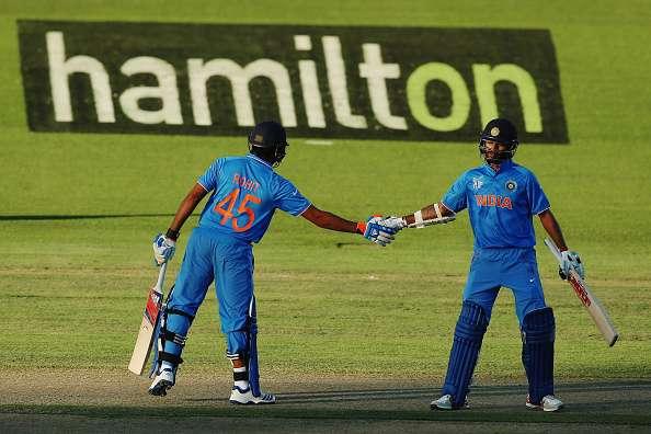 champions rohitdhawan
