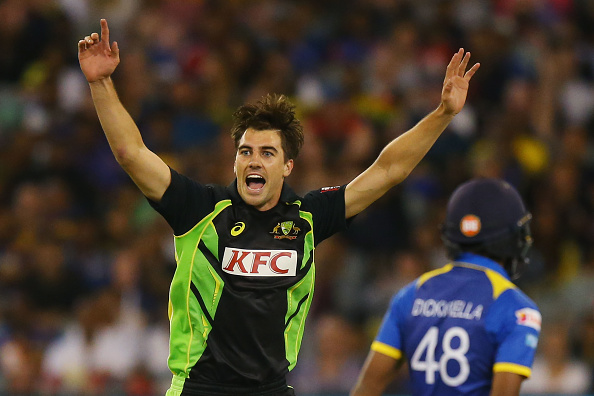 Australia v Sri Lanka - 1st T20