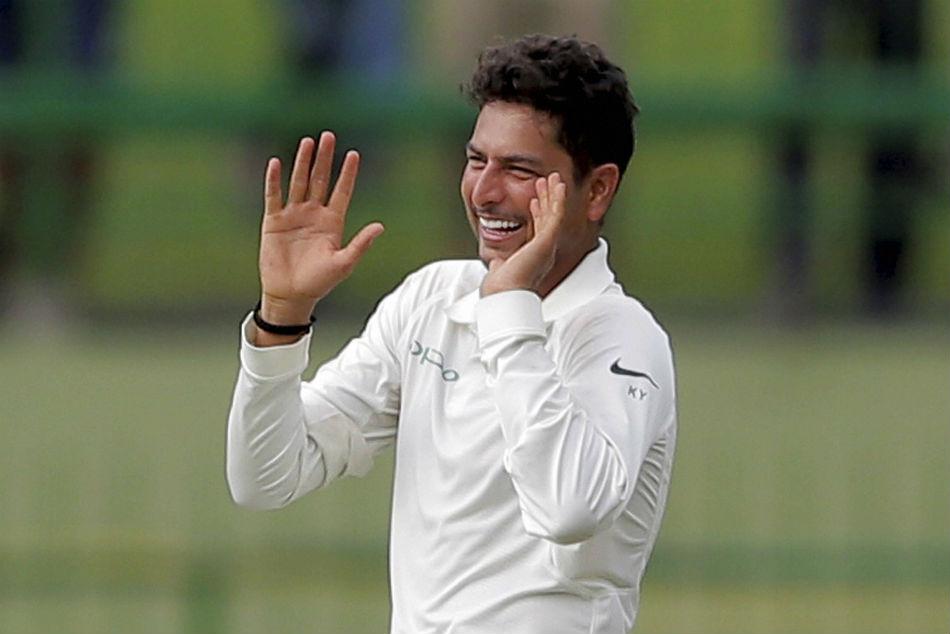 सचिन सर ने मुझसे 500 टेस्ट विकेट की उम्मीद की है: कुलदीप यादव