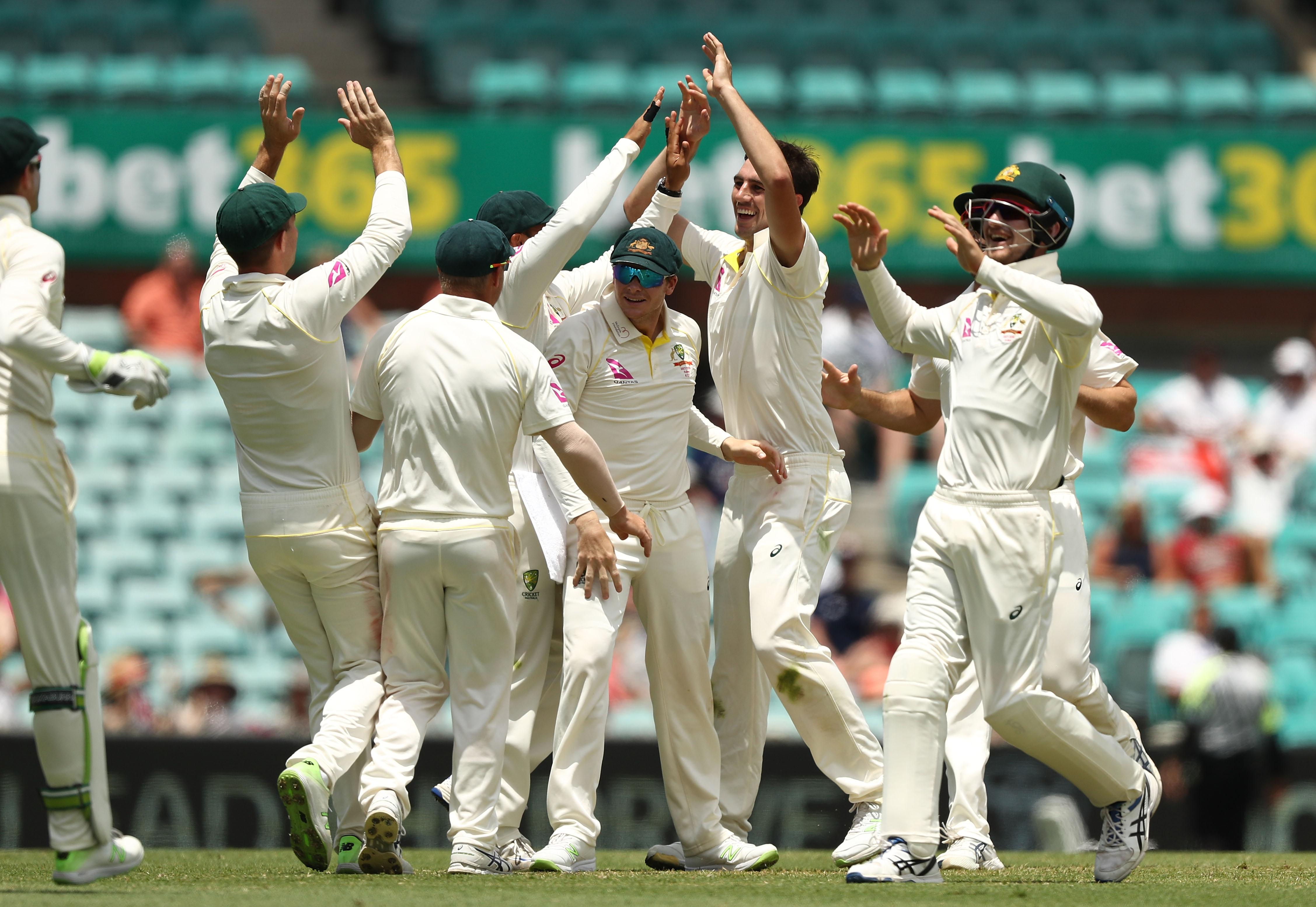 Image result for आखिरी टेस्ट में इंग्लैंड को पारी व 123 रनों से हराया