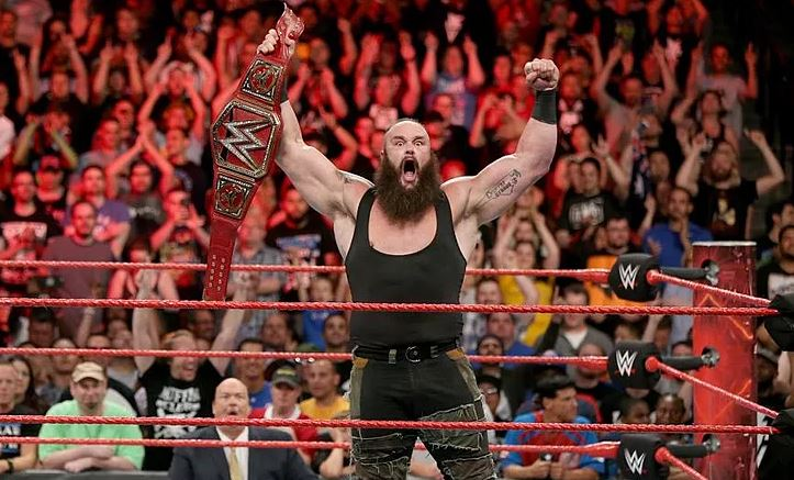 ब्रॉन स्ट्रोमैन को इस साल WWE यूनिवर्सल चैंपियन बनते हुए नही देखना चाहते है ये दिग्गज, वजह जान कर आप हैरान रह जाएँगे 2